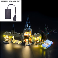 Led Light Up Kit For LEGO 75953 Harry Potter Hogwarts Whomping Willow Light Set