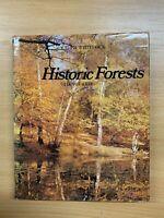 "1979 ""HISTORIC FORESTS OF ENGLAND"" PHOTO ILLUSTRATED LARGE HARDBACK BOOK"