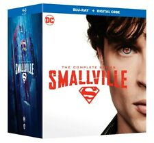 Smallville: The Complete Series (Blu-ray/Digital) Ship 10/19