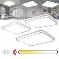 48W 64W 96W LED Deckenleuchte Dimmbar Deckenlampe Wohnzimmer Schlafzimmer Küche