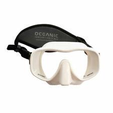 Oceanic Shadow Mask Scuba Snorkeling Diving Freedive White 05.4000.24