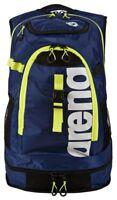 Arena Fastpack 2.1 Innovative Swimming Pool Bag Backpack Rucksack - Royal/Yellow