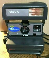 Vintage Polaroid Instant Film Onestep Talking Instant Camera Working