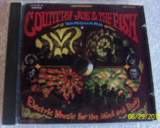 Electric Music for the Mind and Body by Country Joe & the Fish (CD, Dec-1991, Va