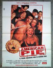 AMERICAN PIE manifesto poster Jason Biggs Chris Klein Thomas Ian Nicholas