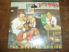 TANKARD The meaning of life GATEFOLD 2 LP + POSTER