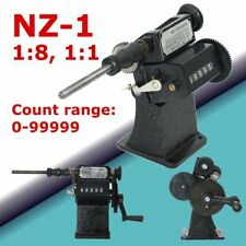 NZ-1 Manual Hand Dual-purpose Coil Counting &Winding Machine Winder 0-9999