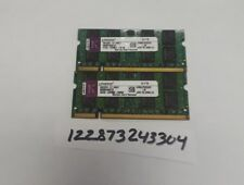 4GB DDR2 DDR2-667 DDR2667 PC25300S PC2-5300S 667 200PIN SODIMM LAPTOP  RAM 2RX8
