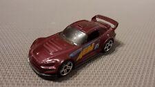 Voiture Miniature Hotwheels « Honda 52000 » 2010 En Bon Etat.