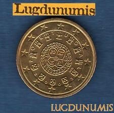 Portugal - 2003 - 50 centimes d'euro - Pièce neuve de rouleau -