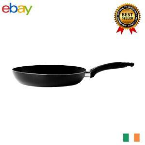 28cm Black Aluminium Frying Pan Sabichi Pots & Pans Frying & Grill Pansa