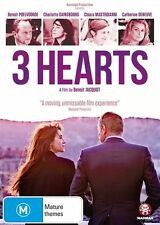 3 Hearts - Benoit Jacquot NEW R4 DVD
