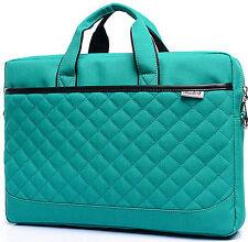 "Laptop Messenger Pouch Notebook Shoulder Carrying Case Bag for 15"" 15.4"" 15.6"""