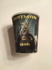 McDonald's Happy Meal Toy THE LEGO MOVIE Drinking Cup - BATMAN Pre-owned