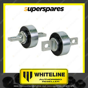 Whiteline Rear Trailing arm Front bushing for FIAT FREEMONT JC 8/2011-ON