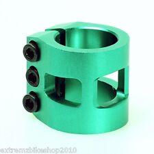 anaquda roller gabelbr-pro scooter clamp-standard - 31.8mm - grün