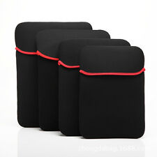 "NEW Soft Laptop Sleeve Bag Case For Notebook Tablet PC 7"" 8"" 10"" 12"" 13"" 14"" 15"""