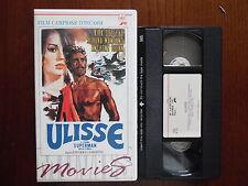 Ulisse (Mario Camerini, Kirk Douglas, Silvana Mangano) - VHS ed. Ricordi rara