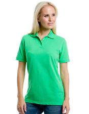 Maglie e camicie da donna verde in misto cotone taglia S