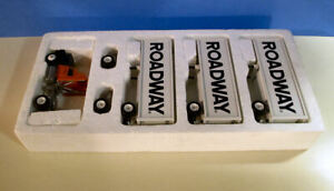 WINROSS 1/64 ROADWAY TRIPLES FORD CAB IN ORIGINAL BOX