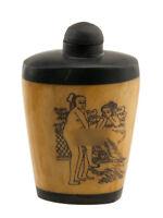 Bottiglia Bottiglietta Boccetta Arte Shunga Curiosa Erotico Vintage - 3571 K 71