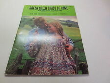 Green Green Grass of Home and Other Great Country Songs For All Chord Organs