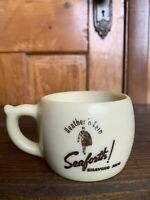 Vintage Seaforth Heather'N Fern Shaving Mug With Lather Soap