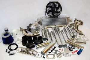 1997- 2001 FOR Honda Prelude H22A H22 Street Drag NEW Turbo Kit 1998 1999 2000