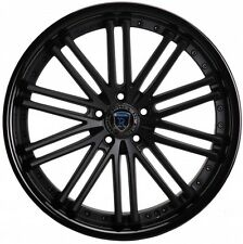 20x10 20x11 +10 Rohana RC20 5x114.3 Black Rims Fit Nissan GTR R35 2012 Staggered