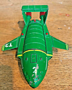 Thunderbirds 2 (and 4) by Matchbox (1992)