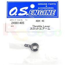 THROTTLE LEVER 20J,4C,4BK-4E # OS24981405 **O.S. Engines Genuine Parts**