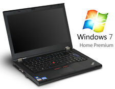 Office Laptop Notebook Lenovo ThinkPad T420 i5 2,6GHz 4GB 320GB DVDRW Win7Home64