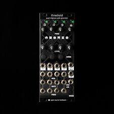 Threshold Mutable Instruments Edges Eurorack Synth Module (Black Textured)
