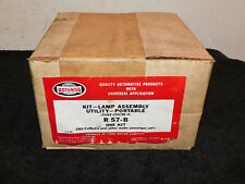1966-69 Ford Galaxie F250 Mustang Mercury Lincoln NOS PORTABLE UTILITY LAMP KIT