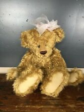 Veronica Dooling Bearly Legal Bears Dark Honey Bear Used Good Condition 12�