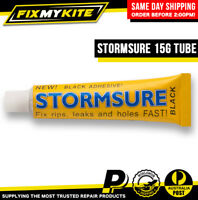 STORMSURE 15G FLEXIBLE REPAIR GLUE BLACK ADHESIVE