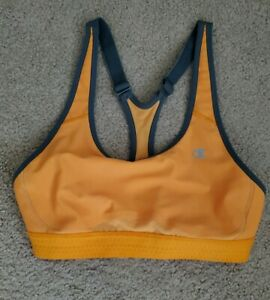 Champion Sports Bra Size XS Color Orange
