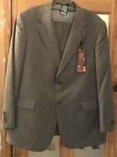 Mens 2 Piece Suit Bnwt From Marks And Spencers  Light Grey Pure Wool