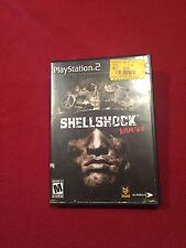 Sony PlayStation PS2 Shell Shock Nam 67 Video Game Rated M