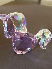 Swarovski Crystal  Lovelots Jasmine Horse 1079474 Retired Pristine