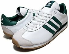 ADIDAS ORIGINALS COUNTRY OG WHITE/GREEN Shoes some size G26687 from JAPAN