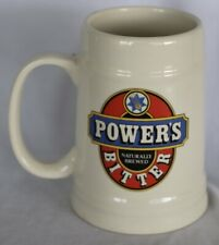COLLECTABLE POWER BITTER CERAMIC MUG IN GREAT USED CONDITION