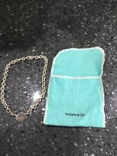 RETURN TO TIFFANY CHOKER NECKLACE Now Rare & Retired