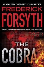 The Cobra by Frederick Forsyth (2010, Hardcover)