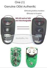 keyless remote control Sonata 95430-3K200 entry fob replacement key fob phob bob