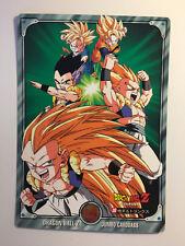 Dragon Ball Z Jumbo Carddass 30