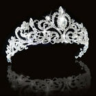 Romance Wedding Bridal Crystal Rhinestone Prom Hair Tiara Crown Headband Hot