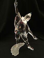 Swarovski crystal figurine: Masquerade Pierrot Scs Annual Edition 1999