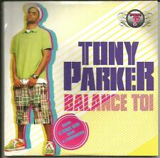 Spurs TONY PARKER Balance Toi CLUB &EDIT & INSTRUMENTAL CD single Basketball NBA