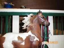 Jaapi - Simple LAVENDER Arabian Show Halter-fit Breyer/Stone model horses